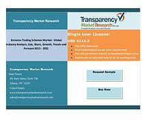 Emission Trading Schemes Market