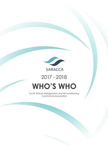 SARACCA Directory 2017-2018