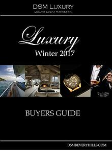 DSM Luxury Guide