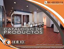 Catalogo de Productos Inmex El Salvador 2017