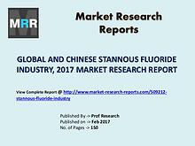 Stannous Fluoride Industry Research Report 2017 with Capacity Product