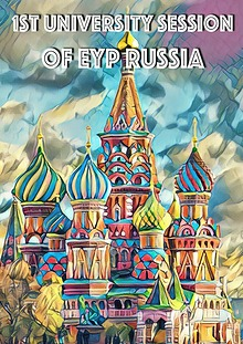 Farewell Issue of 1st University Session of EYP Russia