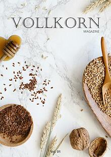 Vollkorn Magazine