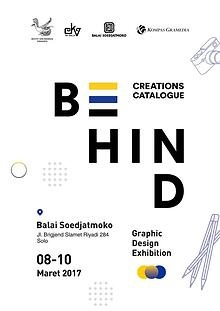 Creations Catalogue - BEHIND