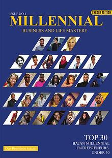 [Encore] Millennial Business and Life Mastery Magazine - Barbados 002
