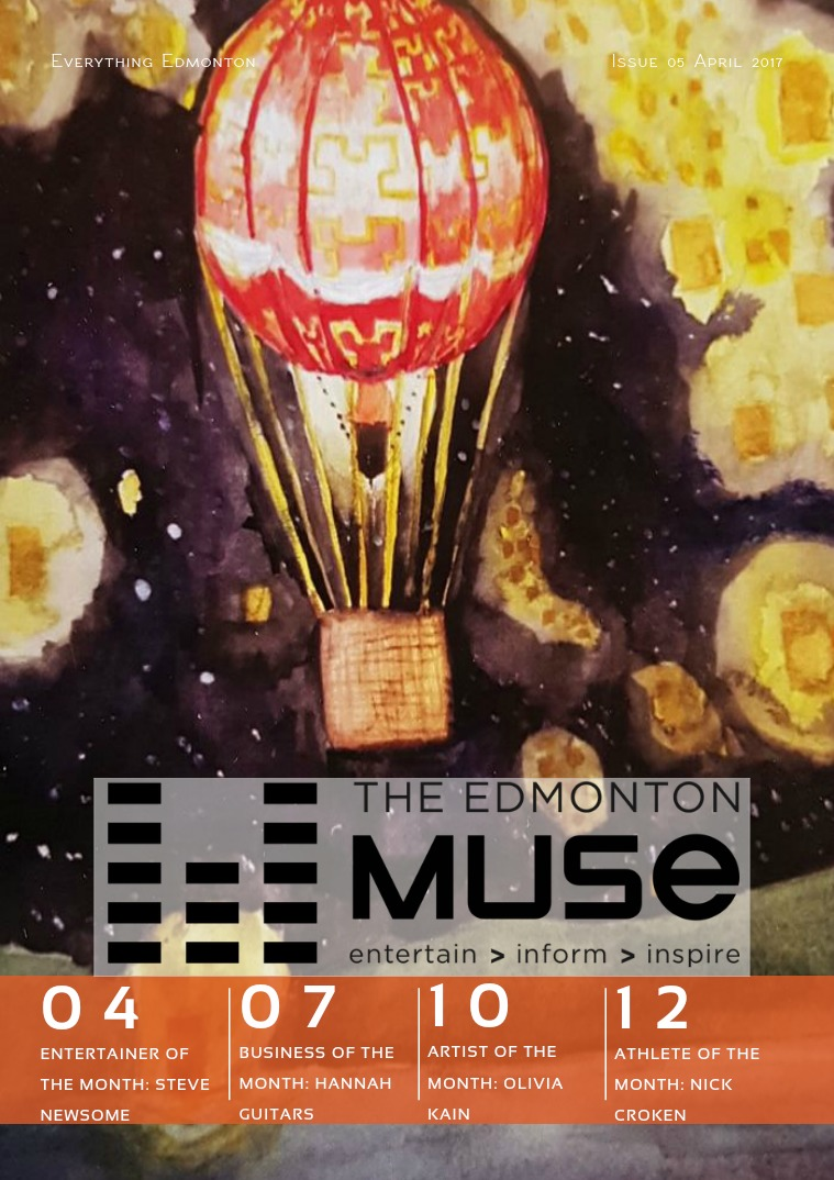 The Edmonton Muse April 2017