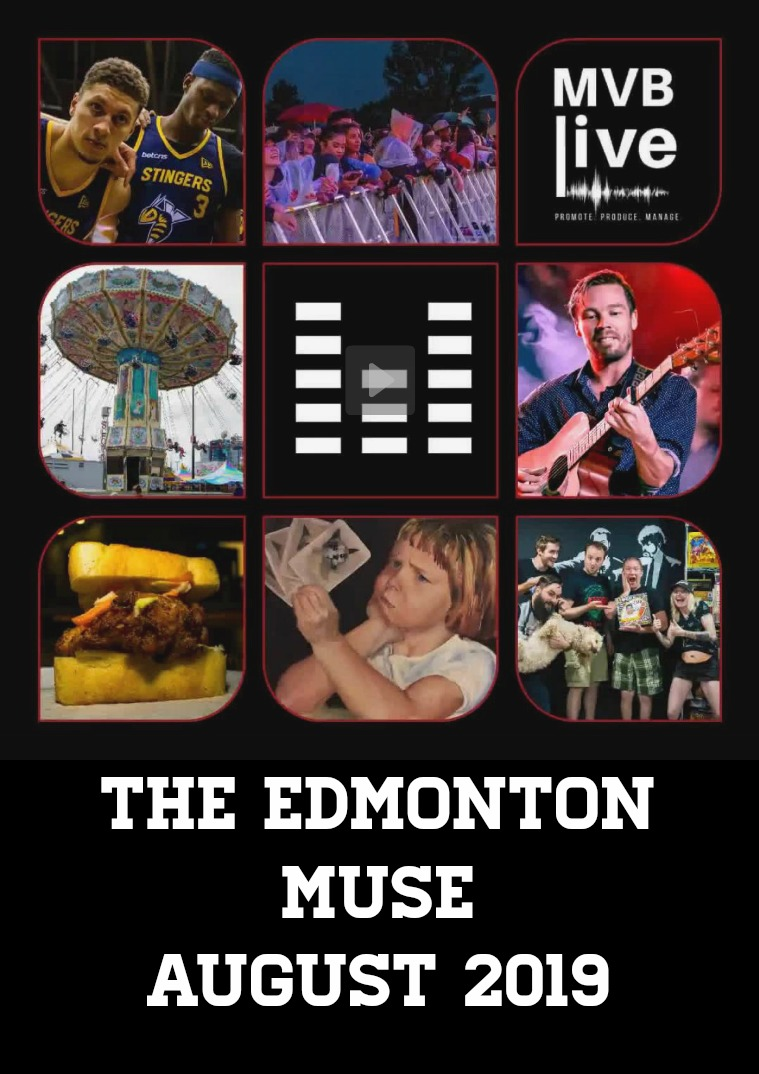 The Edmonton Muse August 2019