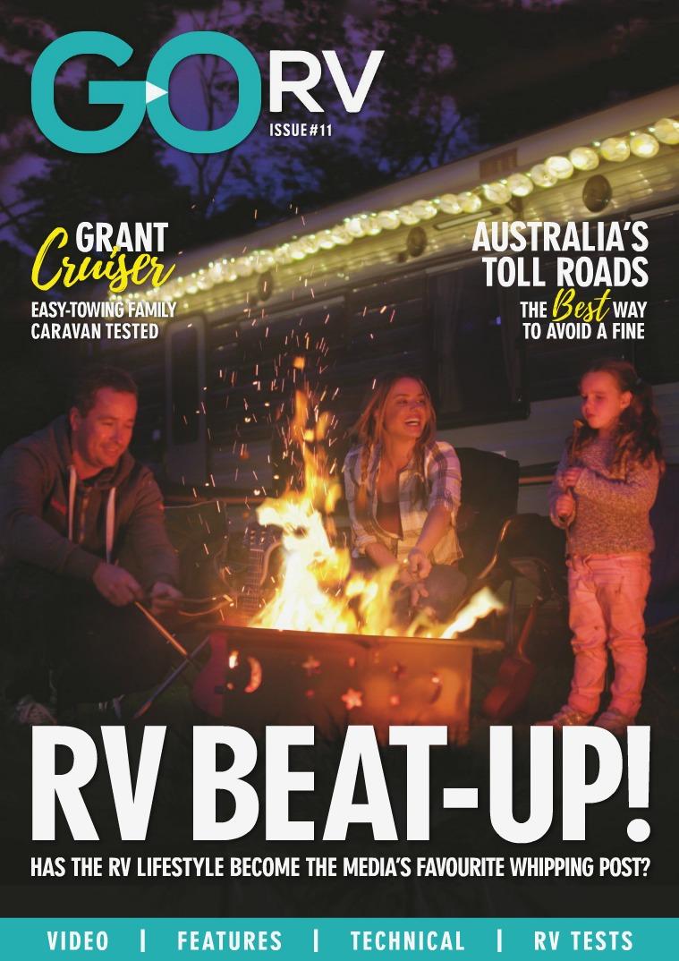 GORV - Digital Magazine Issue #11
