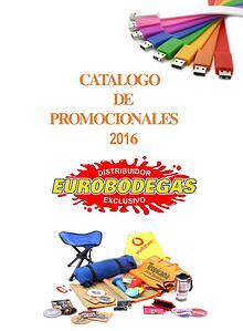 Catalogo Promocionales Genérico