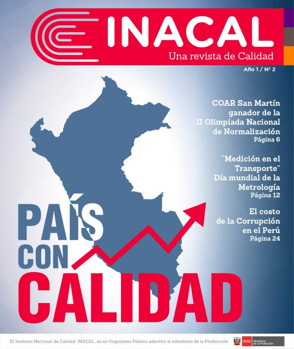 Revista INACAL Julio 2017