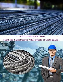 High Quality TMT Bars Bengal for Earthquake