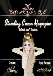 Standing Crown Magazine