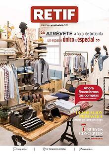 Catálogo Retif - Novedades 2017 - Primavera