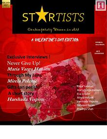 """STAR""""TISTS WOMEN'S DAY SPECIAL EDITION"""