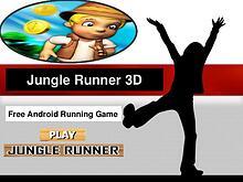 Jungle Runner Adventure Fun 3D