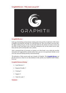 Graphitii Review - Demo