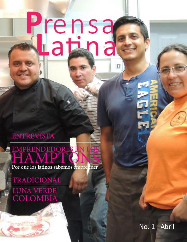 Revista  Prensa Latina Prensa latina en los Hamptons