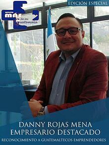 Revista Edición Mas de Guatemala Mayo