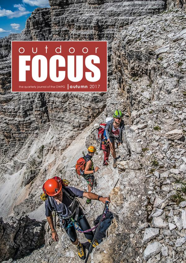 Outdoor Focus Autumn 2017