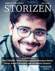 Storizen Magazin July 2018 issue