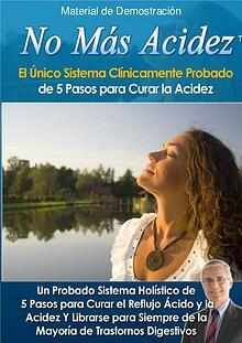 Libro No Mas Acidez del Doctor Jeff Martin - PDF Oficial Gratis