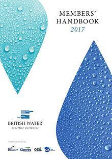 British Water Members' Handbook 2017