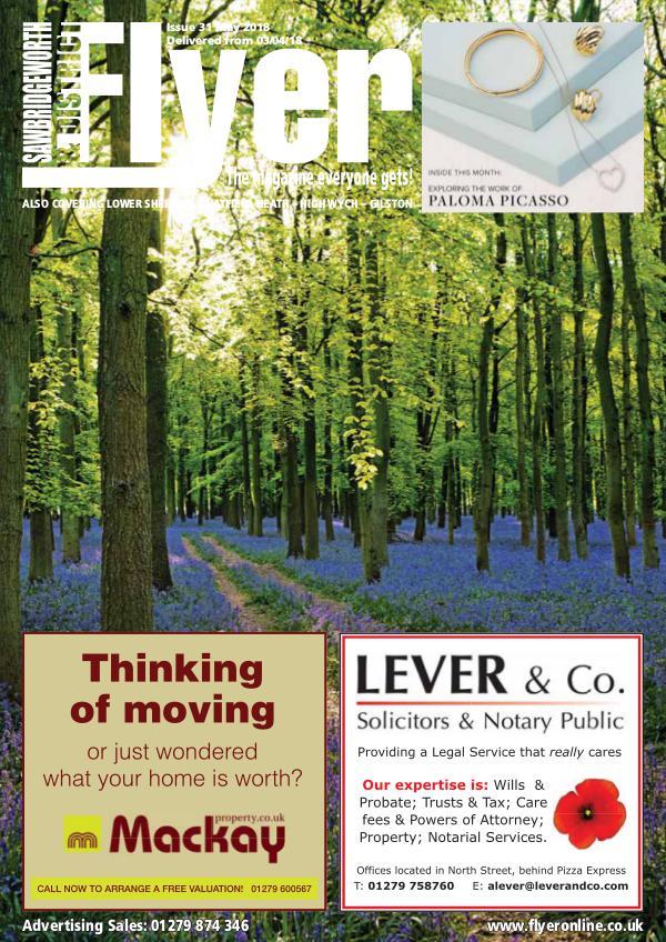 Sawbridgeworth Flyer Monthly Magazine Sawbridgeworth_Flyer_Jun2018_For_Web (2)