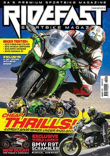 RideFast - MCSA - Motorcycling South Africa