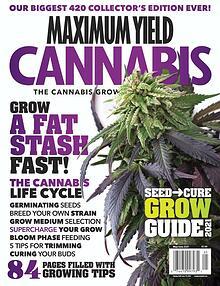 Maximum Yield Cannabis Canada - Preview