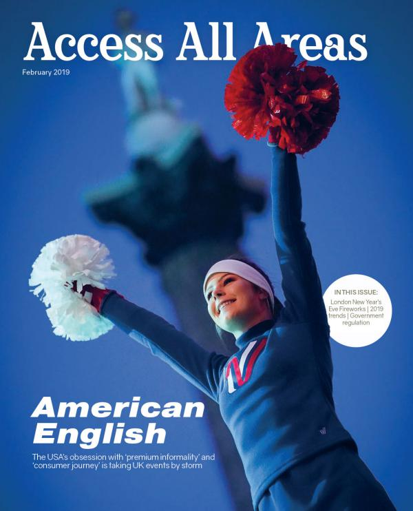 Access All Areas February 2019