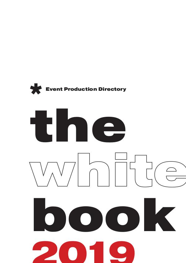 The White Book White Book 2019