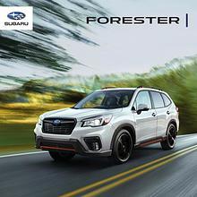 Brochures Subaru Forester