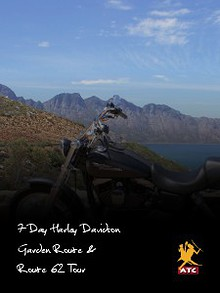 7 Day Harley Davidson Garden Route & Route 62 Experience