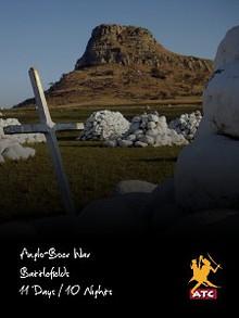 Anglo-Boer War Battlefields Tour