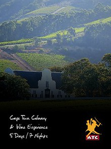 Cape Town Culinary and Wine Experience