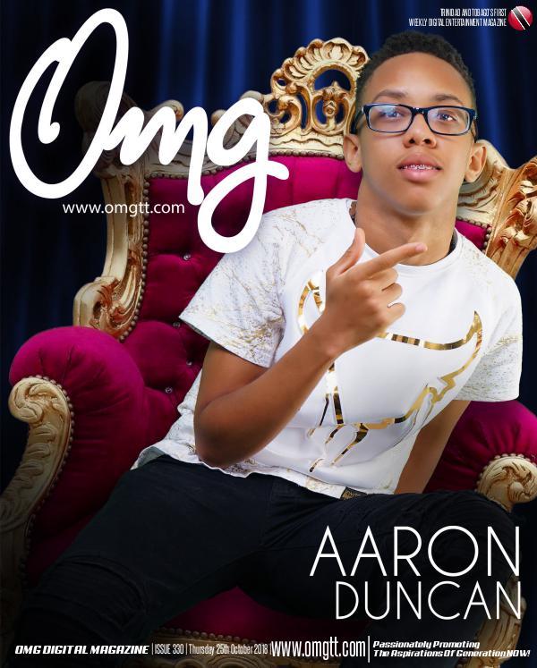 OMG Digital Magazine OMG Issue 330 25th October 2018
