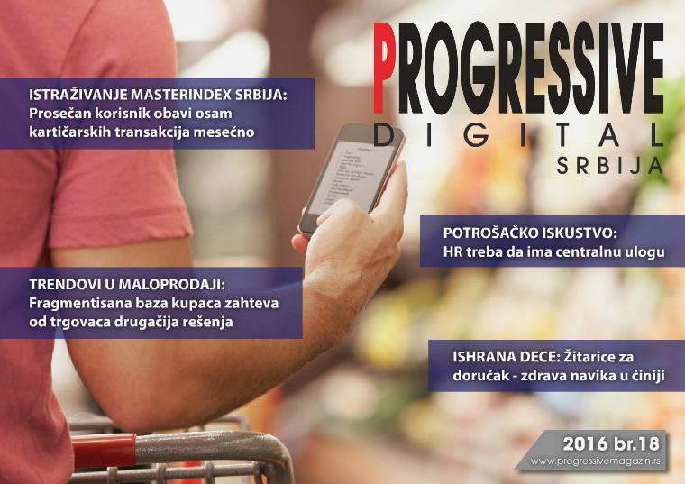 Progressive Digital Srbija jul 2016.