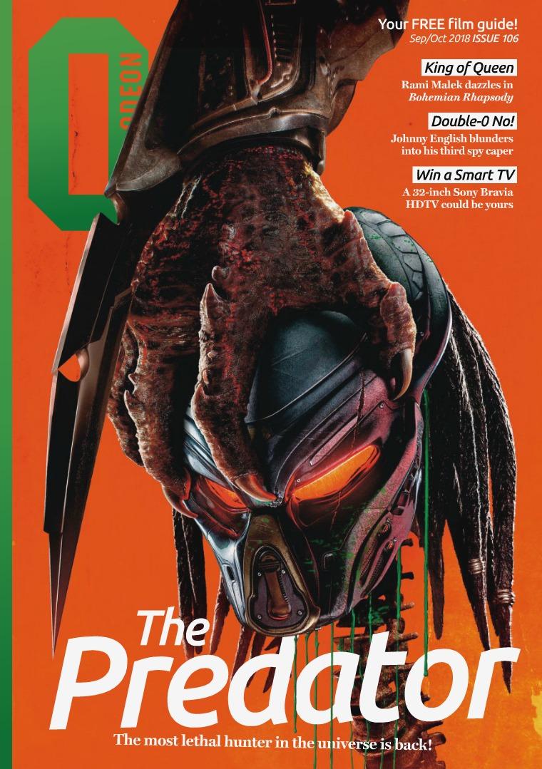 Issue 106 - September/October 2018
