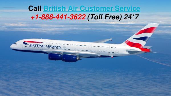 British Air Customer Service Call 1-888-441-3622 British Air Customer Service Call 1-888-441-3622