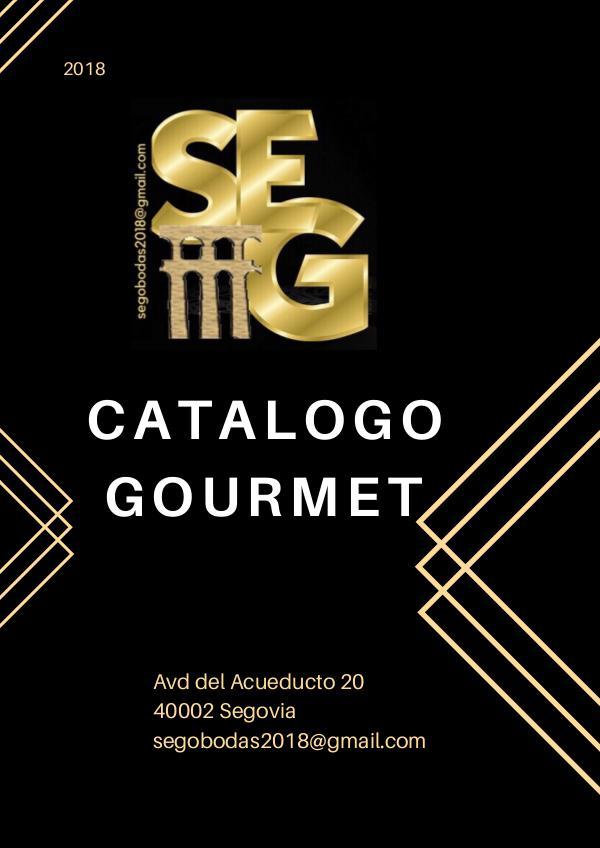 Catalogo Gourmet Catálogo Gourmet 18