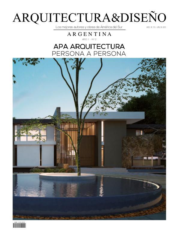 Arquitectura y Diseño #1 Luciano Kruk 2