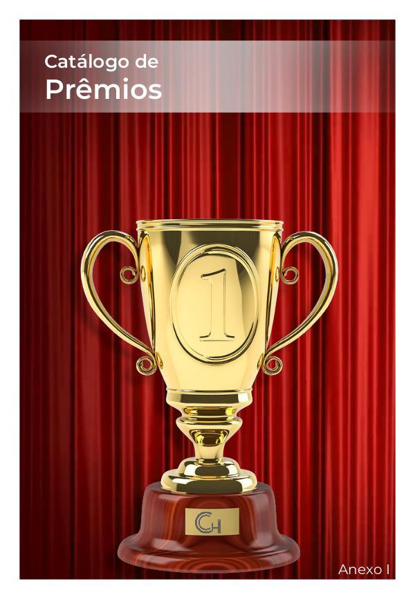 Catálogo de Prêmios 1