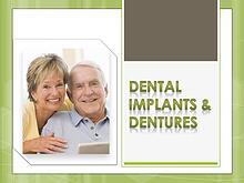 Dental Implants & Dentures