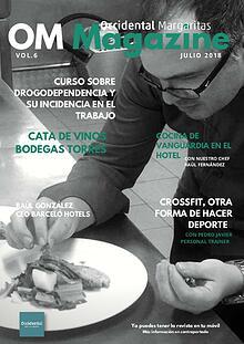 OMMagazine Julio 2018