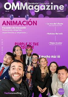 OMMagazine Enero 2019