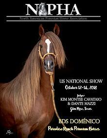 2018 NAPHA US National Show Program