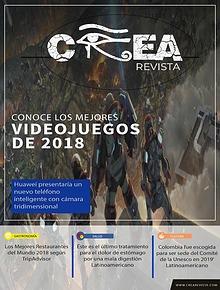 REVISTA CREA V8