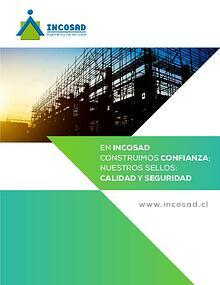 INCOSAD - Catalogo de Servicios