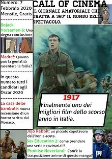 Call of Cinema #7
