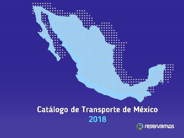 Catálogo de Transporte Norte del País